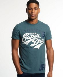 Superdry Stacker Duo Reworked Classics T-shirt
