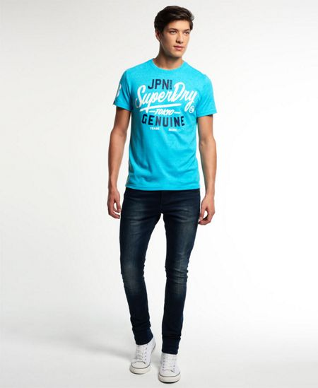 Superdry Ticket Type Reworked Classic T-shirt
