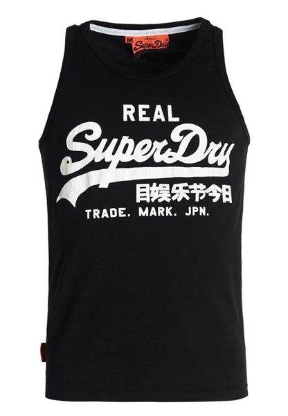 Superdry Vintage logo vest top