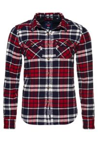 Superdry Milled Flannel Shirt