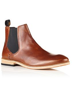 Meteor Chelsea Leather Boots