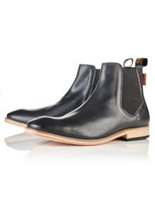 Superdry Meteor Chelsea Leather Boots