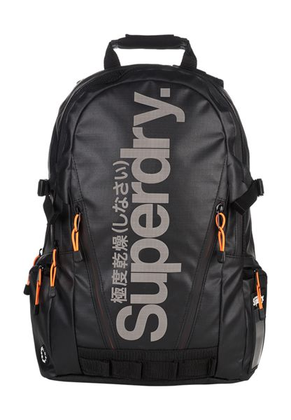 Superdry Mega Ripstop Tarp Backpack