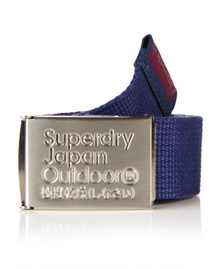 Superdry Knox Belt Double Pack