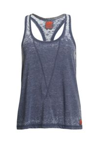Superdry Super Sewn Burnout Tee Tank Top