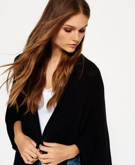 Superdry Colby Wrap Cape