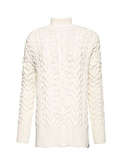 Kiki Cable Knit Jumper