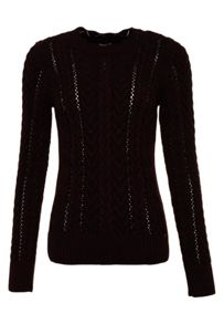 Superdry Ryder Cable Knit Jumper