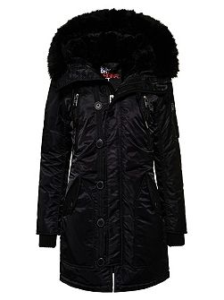 SD-4 Parka Coat