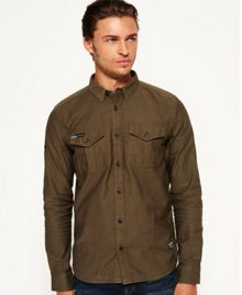 Superdry Rookie Ottoman Shirt