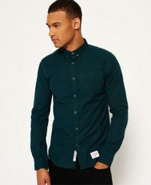 Superdry Pentechnicon Oxford Shirt