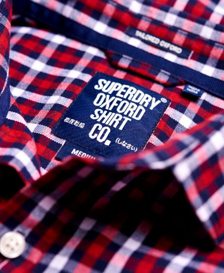 Superdry Tailored Oxford Shirt