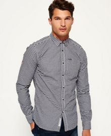 Superdry Ultimate Oxford Long Sleeve Shirt