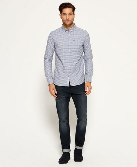 Superdry London Button Down Shirt
