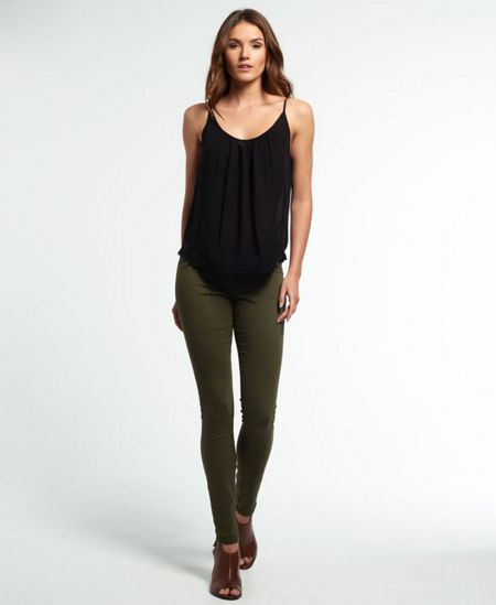 Superdry Essential Lacy Cami Top