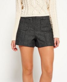 Superdry Tweed Nordic Short