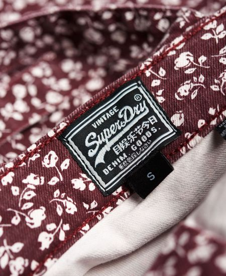Superdry Printed Dunagree Dress