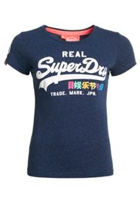 Superdry Vintage Logo Rainbow Entry T-shirt