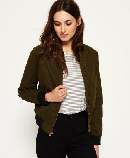 Superdry Alia Bomber Jacket