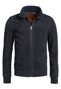 Superdry Premium Suede Harrington Jacket