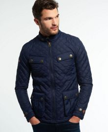 Superdry Apex Quilt Jacket