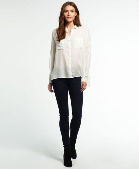 Superdry Ava Boyfriend Shirt