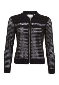 Superdry Analee Lacy Bomber Jacket