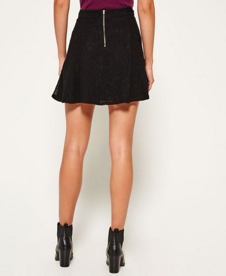 Superdry Annushka Lacy Skirt