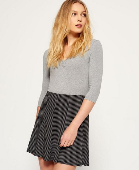 Superdry Asta Skater Skirt