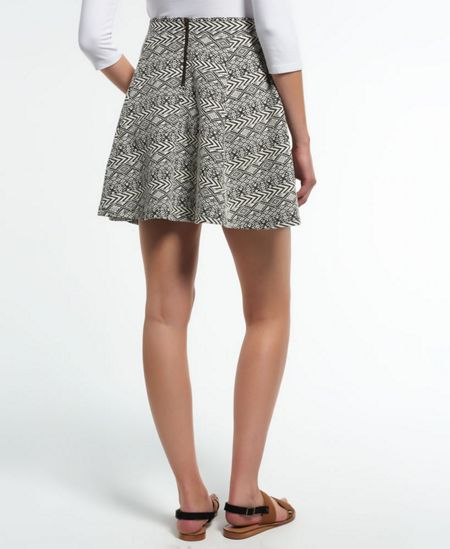 Superdry Oakland Skater Skirt