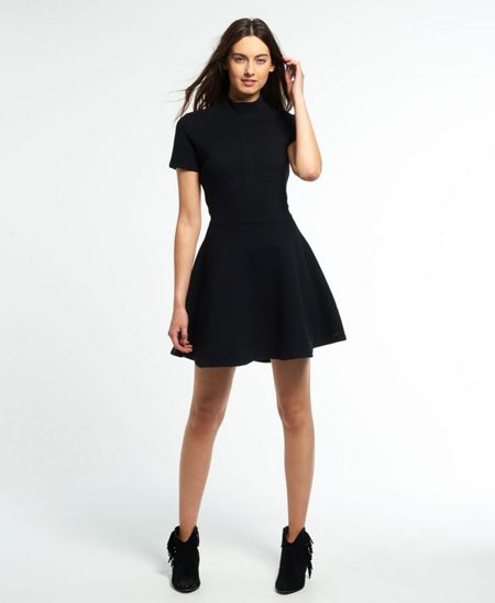 Superdry Erin Collar Dress