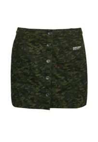 Superdry A-Line Military Skirt
