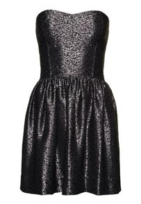Superdry 50`s Jacquard Luxe Dress