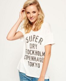 Superdry Nordic Graphic T-Shirt