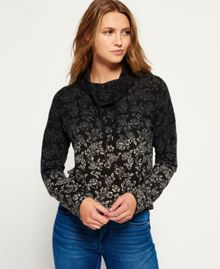 Superdry Nordic Ombre Funnel Top