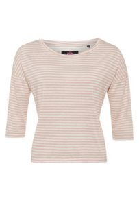 Superdry Burnout Nordic Boxy Top