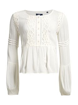 Roswell Lacy Blouse
