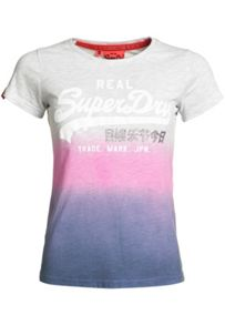Superdry Vintage Logo Dip Entry T-shirt