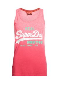 Superdry Vintage Logo Duo Dip Vest Top