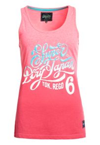 Superdry Regd 6 Dip Dye Vest Top