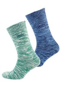 Superdry Big Hiker Sock Double Pack