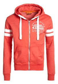 Superdry Authorised specialists zip hoodie