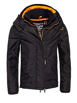 Pop Zip Hooded Artic Windcheater Jacket