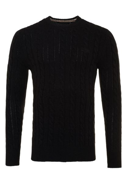 Superdry Harlo Cable Crew Neck Jumper