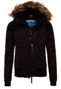 Superdry Microfibre Windbomber Jacket