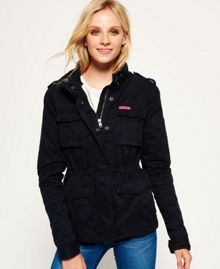 Superdry Winter Rookie Military Jacket