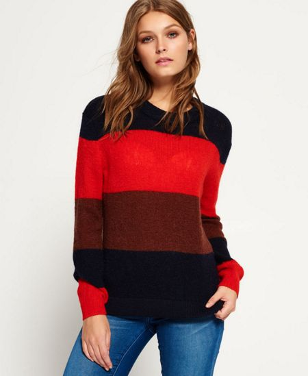Superdry Milo Mohair Knit Jumper