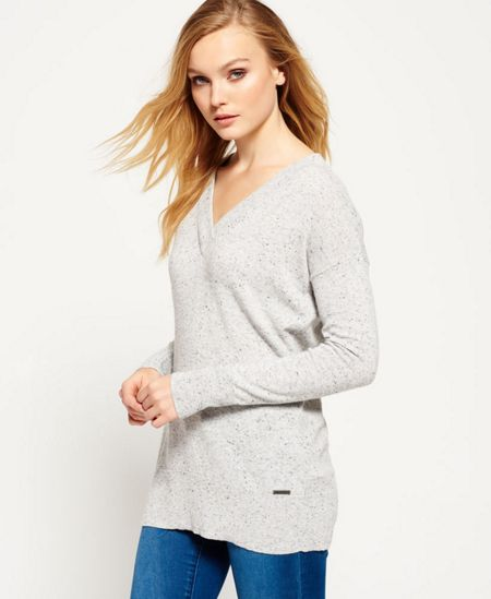 Superdry Hudson Vee Knit