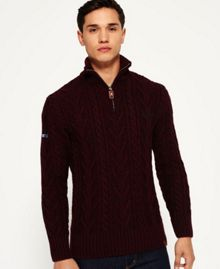 Superdry Jacob Henley Top