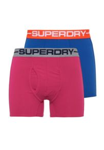 Superdry Sports Boxer Double Pack